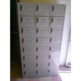 Locker Metalicos(casilleros),escritorios Y Archivo8294048283