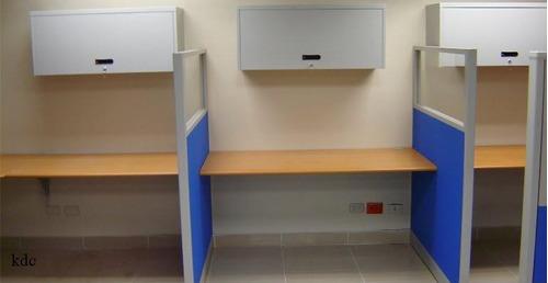 Divisiones muebles modulares y silleria de oficinas en for Nacional de muebles para oficina y comercio