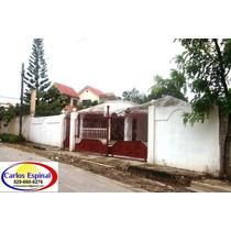 Casa De Venta En Higuey, Republica Dominicana Cv-002