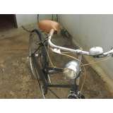 Bicicleta Clasica Aro 26 Duncan Año 50