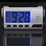Reloj Espia Con Alarma Graba Voz Y Graba Imagen
