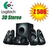 Sonido Digital En 3d 5.1 Full 75w Home T Z506