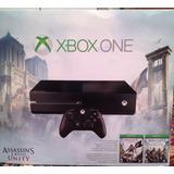 Nueva Consola De Juego Xbox One  Nueva