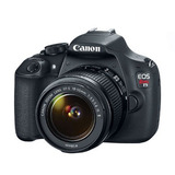 Camara Dslr Canon Rebel T5 1200d Con Lente 18-55mm Is