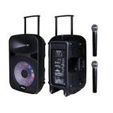 Bocina Karaoke Myo-15spbat Activa W/bateria Recargable 120w