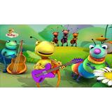 Adorno Para Cumpleaños De Big Bugs Band