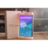 Samsung Galaxy Note 4 Edge 4g Lte Claro Y Orange Blanca
