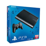 Consola Sony Playstation 3 Ps3 Super Slim 500gb Nueva