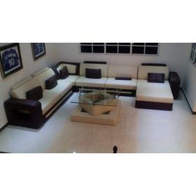 Mueble Elegante Con Hermosa Combinación