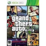 Juego Original Gta V Para Xbox 360