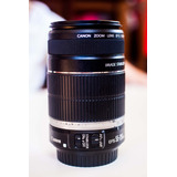 Lente Canon 55-250 Mm Is Ef-s Zoom Telefoto.