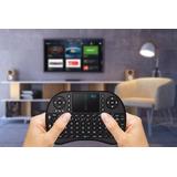 Mini Teclado Inalámbrico Con Mouse Para Smart Tv Celulares