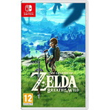 Switch The Legend Of Zelda Breath Of The Wild
