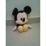 Peluche De Mikey Mouse Bebe