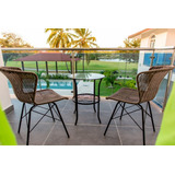 Cocotal Golf Course Apartment With 3 Bedrooms 2 Bathrooms Golf And Lake View