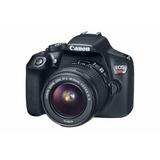 Camara Canon Eos Rebel T6, Nuevo !!!oferta!!!