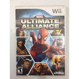Marvel Ultímate Alliance Nintendo Wii