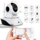 Càmara Wifi Robotica Con Micrófono Y Bocina