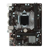 Mb Msi H110m Pro-vd Plus, H110, 6ta Gen I7/i5/pen