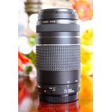 Lente Telefoto Canon 75-3000mm 4-5.6f