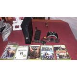 Xbox 360 Slim Negociable