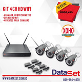 Kit  4 Camara , Wifi