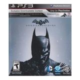 Batman Arkham Origins Juego Para Playstation 3 Ps3