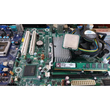 Motherboard 775 Ddr2 Combo Completo