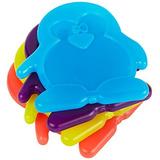 Fit Y Fresh Cool Coolers Juego De 4 Paquetes De Hielo Para E