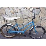 Bicicleta Estilo Choper Clasica Aro 20