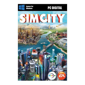 Simcity 5 Deluxe Edition + Dlc's Digital Pc