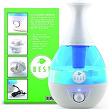 Best Cool Mist Humidifier Vaporizador De Vapor Ultrasónic..l