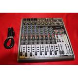 Consola Mixer Behringer Digital 16 Canales+efectos Fx Y Usb