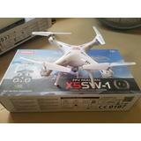 Drone Nuevo Con Cámara Control Accesorios
