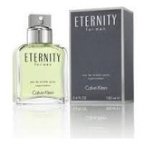Perfume Calvin Klein Eternity 100ml Edt Para Hombres