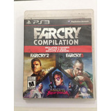 Farcry Compilation Ps3