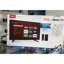 Televisor Smart Tv, Tcl Roku