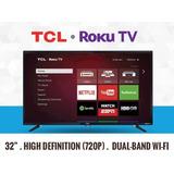 Smart Tv Tcl Roku 32