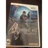 Resident Evil 4 (juego De Wii)