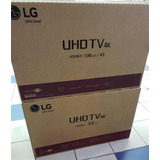 Lg Smart Tv  Uhd 4k 43 Pulgadas