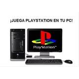 Emulador Para Pc De Consola Play Station1 + Gallop Racer