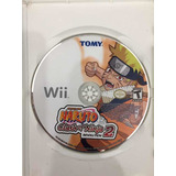 Naruto Clash Of Ninja Revolution 2 Nintendo Wii