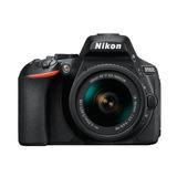 Cámara Slr Nikon D5600, 24.2 Mp,lente 18-55mm !!!oferta!!!