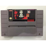 The Junt For Red October Snes
