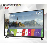 Lg Ultra Hd Smart Tv 43  Nuevas 4k