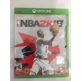 Nba2k18 Xbox One