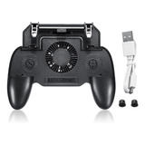 Ventilador Game Pad Joystick Para Telefono Con Power Bank. R