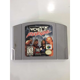 Wcwnwo Revenge N64