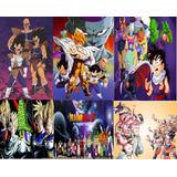 Dragon Ball Todas Las Sagas + Peliculas En Digital
