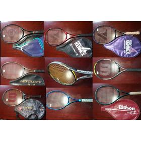 Raquetas De Tenis Al Mejor Precio Marcas Originales